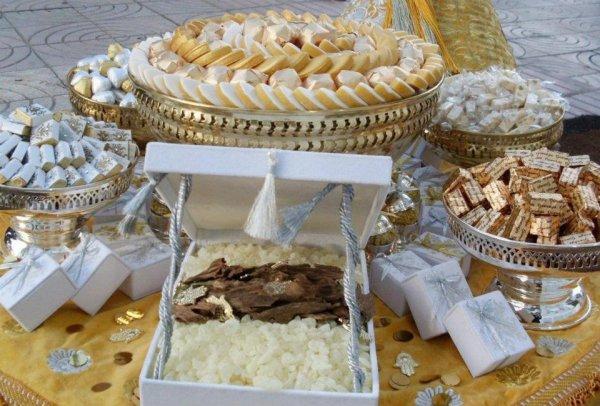 الدفوع المغربي - هدية العروس المغربية