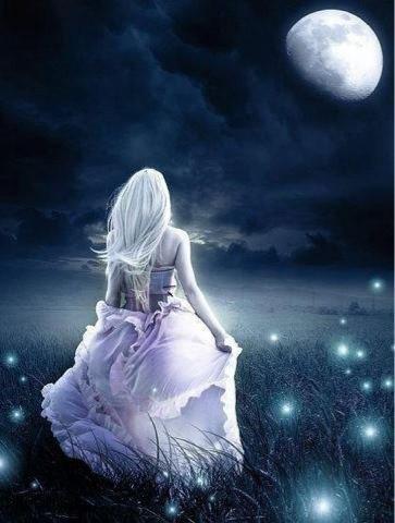 sublime femme ds la nuit