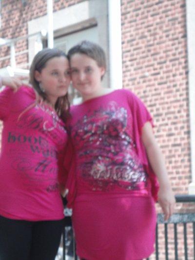 c'est ma soeur et moi