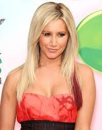 Ahsley Tisdale au Kids Choice Awards 2012