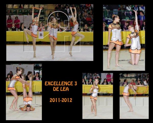 Excellence 3 de Lea