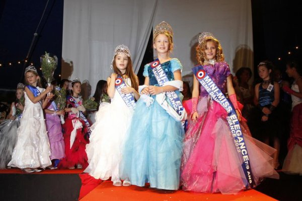 Les MINI-MISS en FRANCE