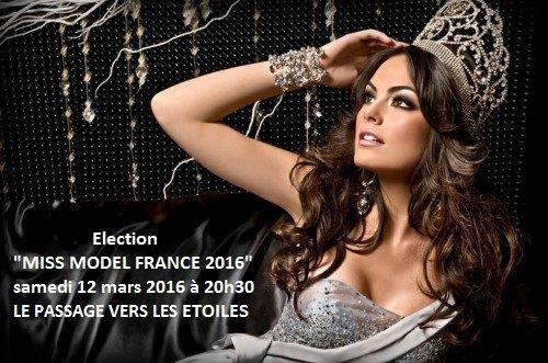 """Casting général pour """"MISS MODEL FRANCE 2016"""""""