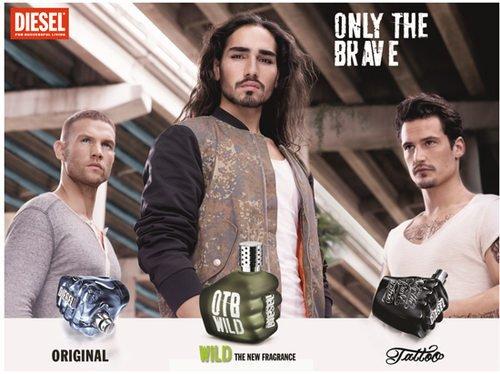 ► 18 Aout 2014 Willy Cartier et Woodkid pour Diesel Parfums