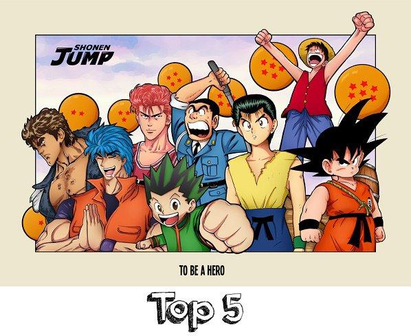 ✪Autres ▼ TOP 5 personnages favoris