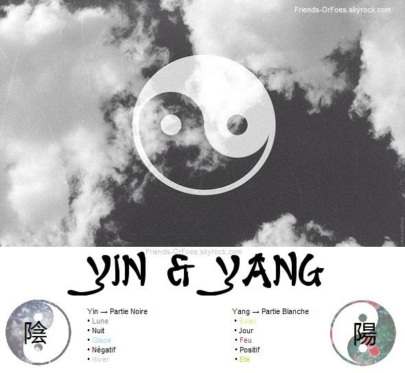 ✪Culture ▼ Le Yin et le Yang