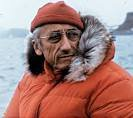 Jacques -Yves Cousteau.