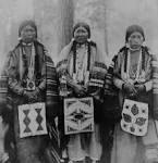 Tribu amérindienne Aleuts!!!