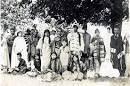 Tribu amérindienne Cherokee!!!