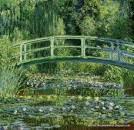 Le pont aux nénuphars de Monet!!!