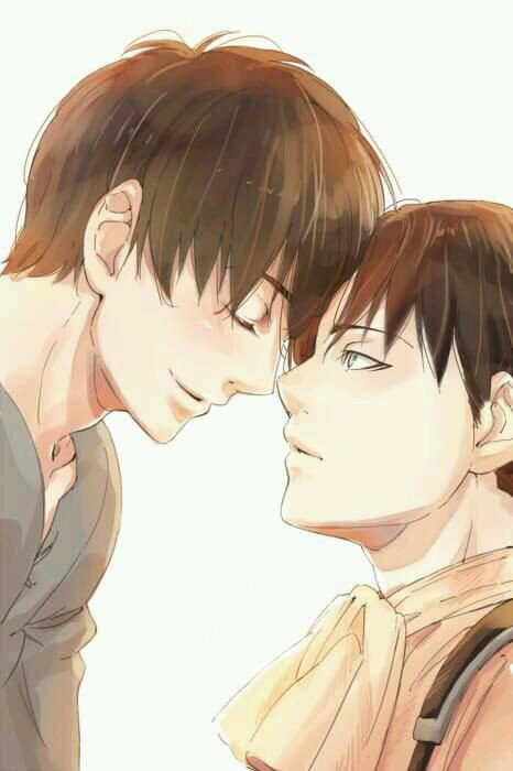Eren et Levi