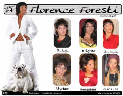 florence foresti on a tout essay pour les changer mais c 39 est. Black Bedroom Furniture Sets. Home Design Ideas
