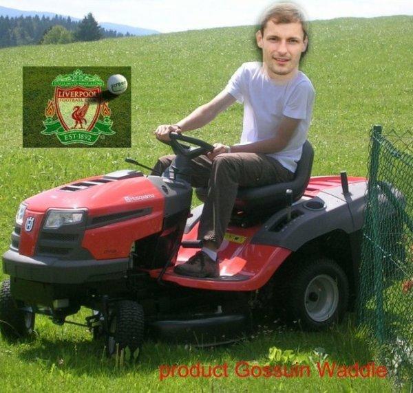 Jovanovic,jardinier serbe de Liverpool