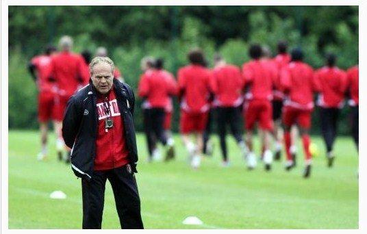 D'onofrio peut devenir le plus grand coach de l'histoire du Standard