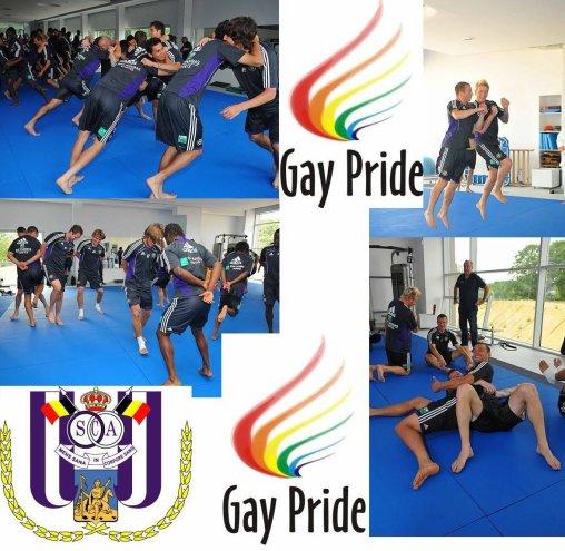 LA GAY PRIDE DES MAUVES