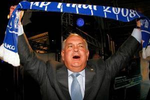 """Ivan De Witte (président de La Gantoise): """"Un peu étonné de voir Lucien D'Onofrio à Anderlecht..."""""""