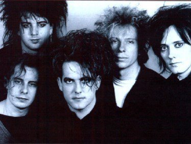 Avant The Cure (1973-1978)