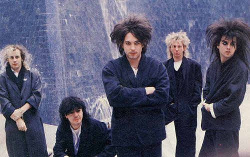 THE CURE Discographie