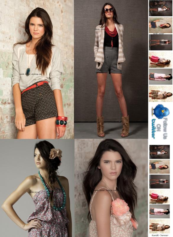 Modeling: Kendall est l'égerie de la marque Lucca Couture. Le photoshoot est BLUFFANT! She look GORGEOUS! Votre avis m'intéresse