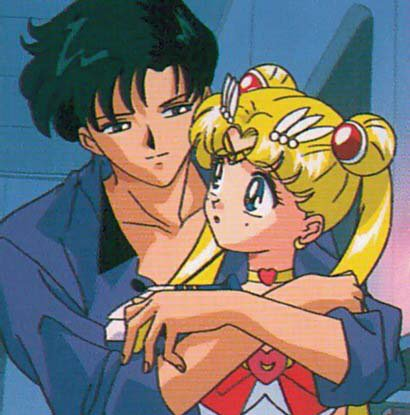 bourdu et sailor moon
