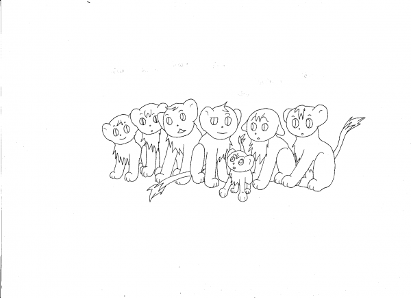 Vieux dessins