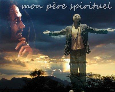 Mon père spirituel (Dédicasse a Bob Marley par Christophe Maé)