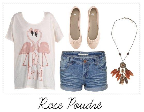 Voyez la vie en rose (Poudré)