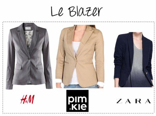• Le Blazer