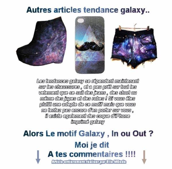 Motif Galaxy ▲