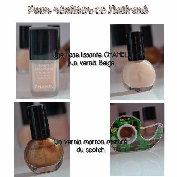 Nail-art n°1