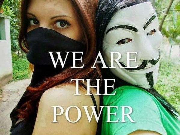 Nous sommes le pouvoir