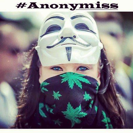 #Anonymiss