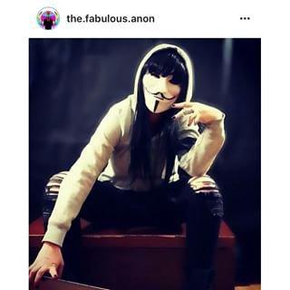 #Thefabulousanon