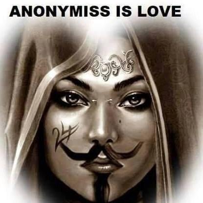 Anonymiss c'est L'Amour