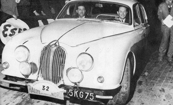 09 au 11 février 1962 - 10ème Rallye International des Routes du Nord