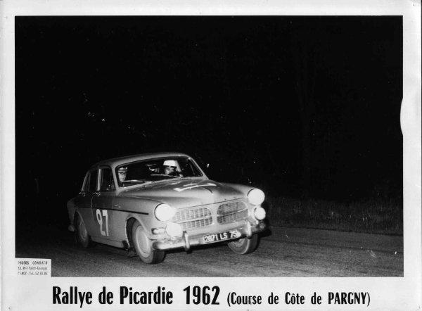 1962 - Rallye de Picardie