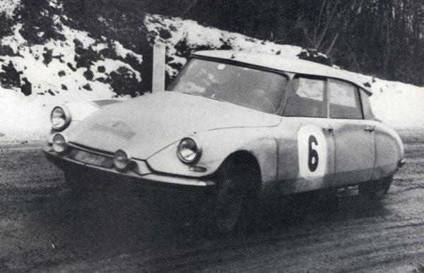 08 au 10 février 1963 - 11ème Rallye International des Routes du Nord