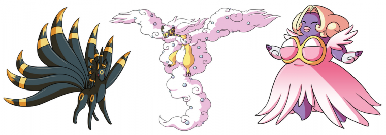 Pokemon : Fusions