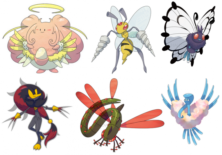 Pokemon : Méga Evolutions