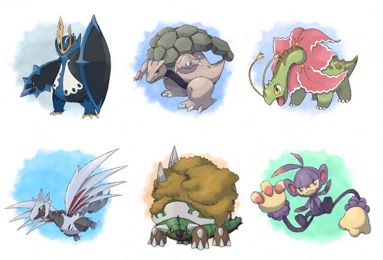 Pokemon : Méga Evolutions