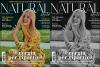 """MAGAZINE ▬ Elle Fanning pose pour le célèbre magazine """"Natural Style"""" du mois de Janvier 2021."""