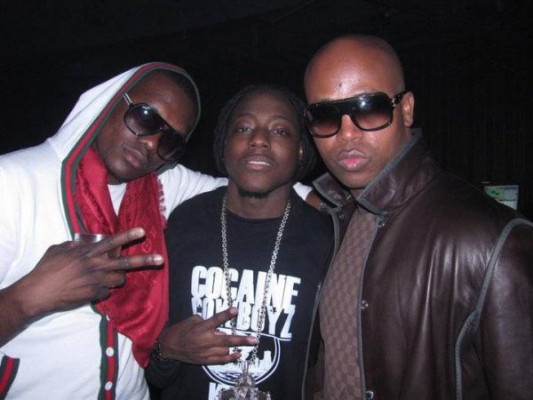 Rohff avec Ace Hood and Trackdilla