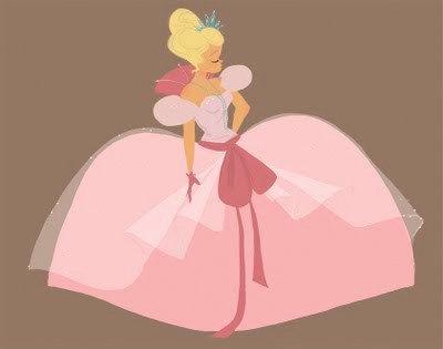 Fanarts La princesse et la Grenouille