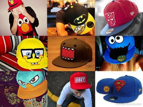 casquette trop swagg