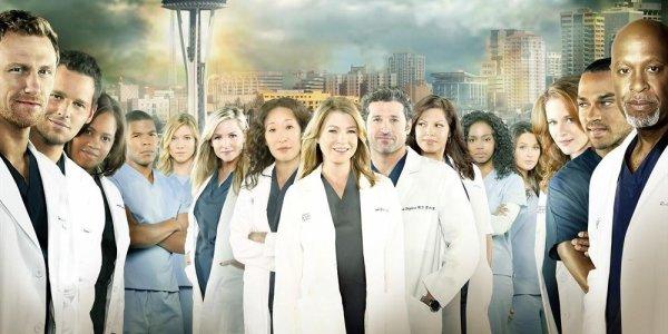 "RPG "" Grey's Anatomy """