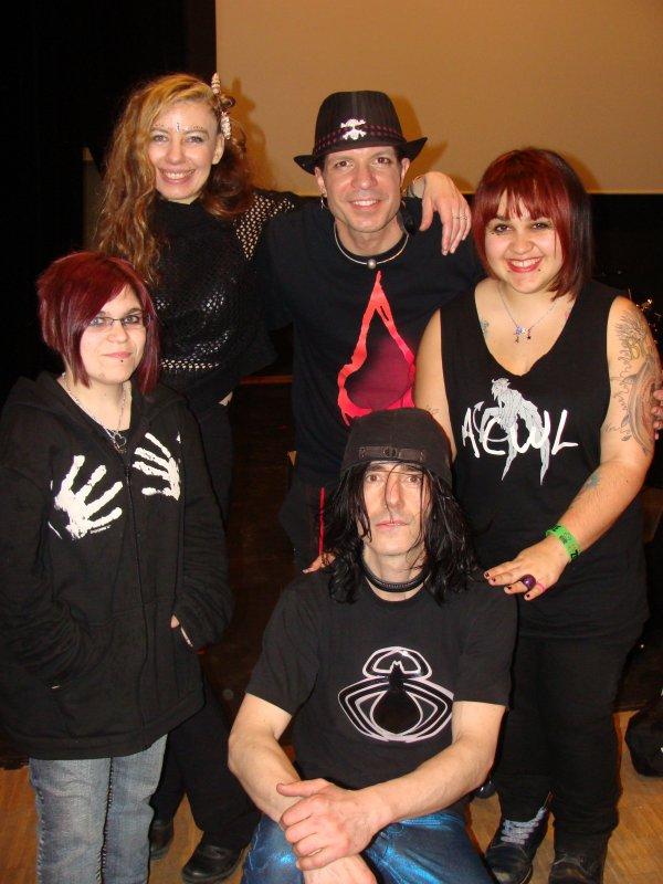 ACWL, un groupe à découvrir.