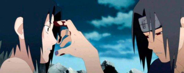 sasuke et itachi  !!