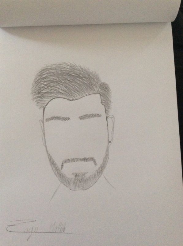 My drawing of Zayn !!!!