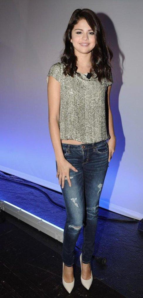 Selena Gomez : Ses plus belles photos de l'année 2012