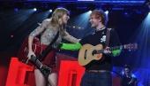 29/12/12 : Ed Sheeran : Taylor Swift, il craquerait secrètement pour elle ?